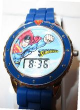 Superman Kid's Blue SUP9006