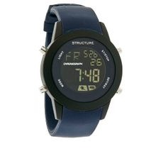 Structure by Surface Digital Multi-Function Chronograph Blue 32481