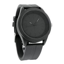 Structure by Surface XL 45mm Gray Dial Rubber Strap Quartz 32453-104