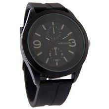 Structure by Surface XL 47mm 2-Eye Sub-Dial Black Finish Quartz 32474