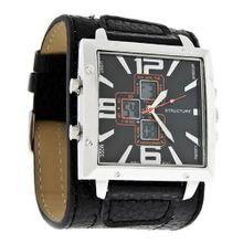 Structure by Surface XL Analog-Digital Chronograph Black Cuff 32394