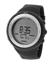 Digital Core Glacier Multi-Function Black Silicone