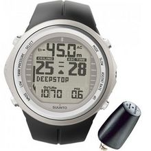 Suunto D9tx Elastomer with Transmitter and USB SS016826000