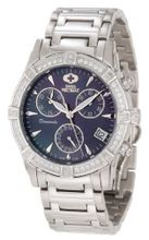Swiss Precimax SP12079 Desire Elite Diamond Mother-Of-Pearl Dial