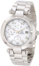 Swiss Precimax SP12126 Avant SL Mother-Of-Pearl Dial Silver Stainless Steel Band