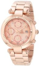 Swiss Precimax SP12129 Avant SL Mother-Of-Pearl Dial Rose-Gold Stainless Steel Band