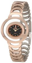Swistar 102-13L Swiss Quartz Rose Gold Plated Stainless Steel Dress