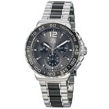 TAG Heuer CAU1115.BA0869 Formula 1 Stainless Steel Ceramic Chronograph