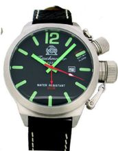Tauchmeister T0164 Retro Military Divers with Alarm