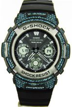 Casio G Shock 8.00ct Lab Made Diamond AWG-100-1A