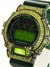 Casio G Shock 8.00ct Lab Made Diamond DW6900CC-3