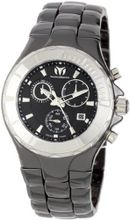 TechnoMarine 110028C Cruise Ceramic Chronograph with Ceramic Bezel