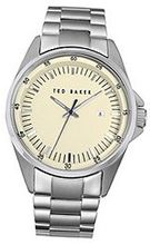 Ted Baker Round Dial Stainless Steel #TE3053