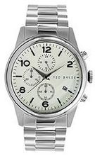 Ted Baker Round Dial Stainless Steel #TE3058