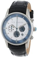 Ted Baker TE1016 Sophistica-Ted Round Chronograph Leather Strap