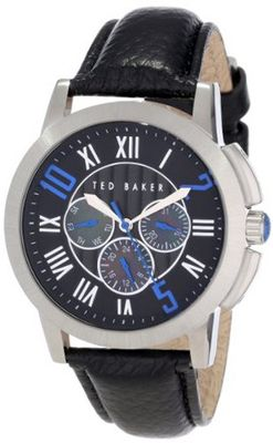 Ted Baker TE1089 Time Flies Round Chronograph Military Case