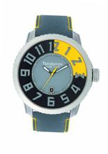Tendence - Crazy Unisex Quartz with Multicolour Dial Analogue Display and Multicolour Plastic or PU Strap TO460408