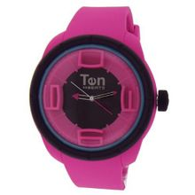 TENDENCE - Ten Beats 3H Funxy Fuchsia Pink and Black - BF130203