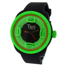 TENDENCE - Ten Beats 3H Tekno Black and Green - BF130204