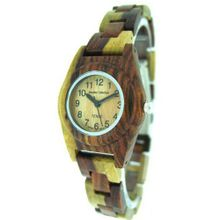 Tense Cascade Wooden with Stainless Steel Clasp L8109I