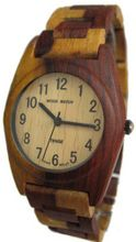 Tense Inlaid Multicolor Round Hypoallergenic Wood G8109I