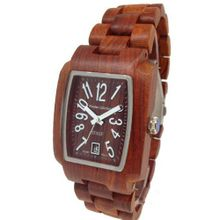 Tense Wood - Solid Sandalwood Day Time Hypoallergenic J8102S