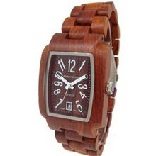 Tense Wood Solid Sandalwood Day Time Hypoallergenic J8102SR-Silver