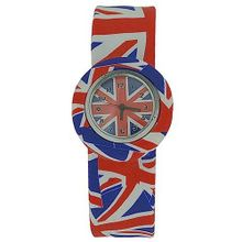Kids - Boys - Girls Analogue Oh So British Union Jack Slap On Sports