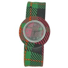 Kids - Boys - Girls Analogue Tartan Brightly Coloured Slap On Sports