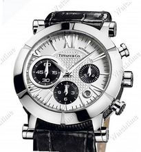 Tiffany Atlas Atlas Chronograph