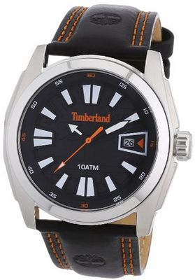 Timberland Quartz TBL.13853JS/02 with Leather Strap