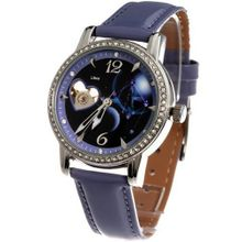 Time100 Constellation-series-Libra Genuine Leather Strap Automatic Mechanical Ladies #W80050L.07A