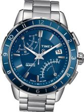 Timex Intelligent Quartz T2N501 SL Series FlyBack Chronograph