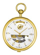 Tissot T-Pocket Lepine Mechanical T82.4.604.33