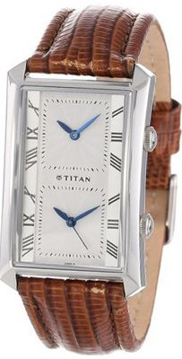 Titan 1490SL03 Orion Dual Time Two Time Zone