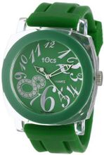 Tocs 40114 Analog Round Avocado Green