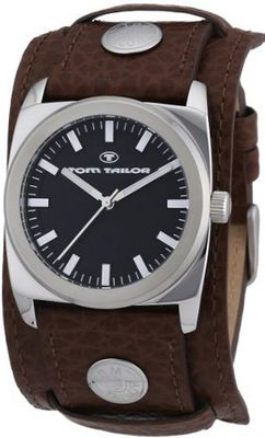 Tom Tailor Quartz 5409002 with Leather Strap