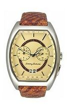 Tommy Bahama Leather Pineapple Dial #TB1222