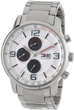 Tommy Hilfiger 1710338 Casual Sport Multi-Eye and White Dial