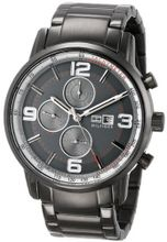 Tommy Hilfiger 1710339 Gray Ion-Plated Stainless Steel