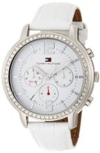 Tommy Hilfiger 1781009 Sport Quartz White Dial with Crystals