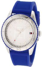 Tommy Hilfiger 1781129 Sport Stainless Steel Cobalt Blue Silicon