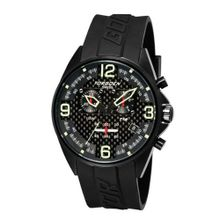 Torgoen Aviator Analog Quartz Chronograph T18302 With Polyurethane Strap