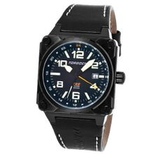 Torgoen Aviator Analogue Quartz T26101 With Leather Strap