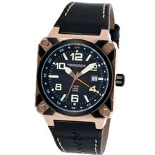 Torgoen Aviator Analogue Quartz T26105 With Leather Strap