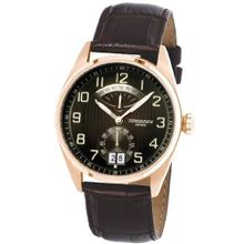 Torgoen Aviator Quartz Analogue T29104 With Leather Strap