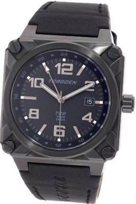Torgoen Swiss T26106 T26 Series Classic Black Aviation