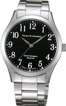 The ORIENT TOWN & COUNTRY town & country SWIM quartz mens WS00211B