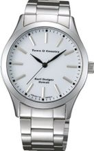 The ORIENT TOWN & COUNTRY town & country SWIM quartz mens WS00311B