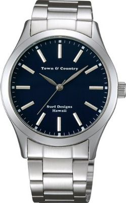 The ORIENT TOWN & COUNTRY town & country SWIM quartz mens WS00411B